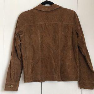 BAMBOO Jackets & Coats - Brown Jacket